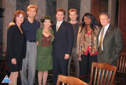 "Fun times with the cast of ""One Life To Live"""