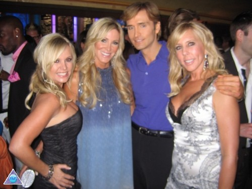 Meeting the Housewives of Orange County at the Bravo A-List Awards