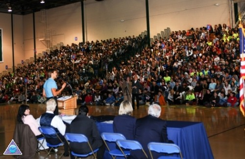 Speaking at the Kids In Action Conference