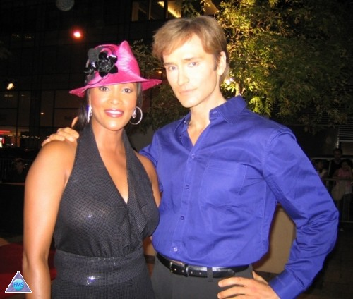 New friend Vivica Fox