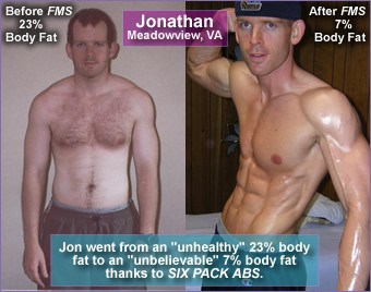 Success Story of Jonathan Orr - Six Pack Abs video