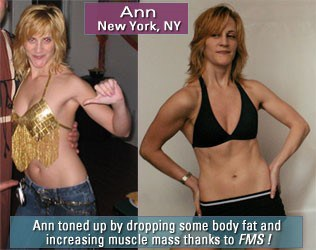 Anne's Success Story – New York, NY
