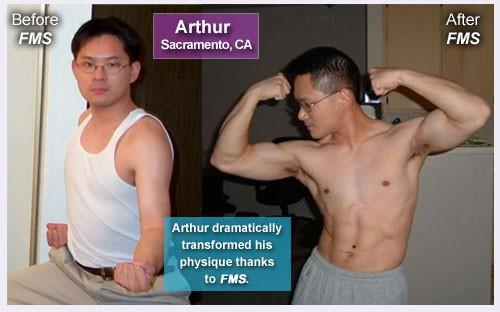 Arthur's Success Story – Sacramento, CA