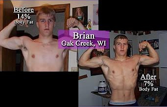 Brian's Success Story – Oak Creek, WI