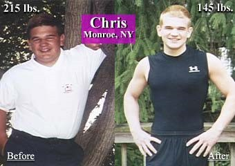 Chris's Success Story – Monroe, NY