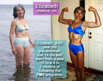 Elizabeth's Success Story –  Stafford, VA