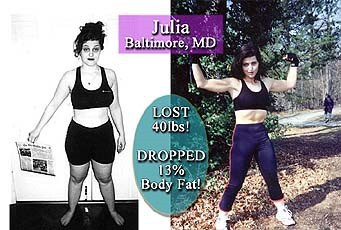 Julia's Success Story - Baltimore, MD