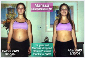 Marissa's Success Story – East Setauket, NY